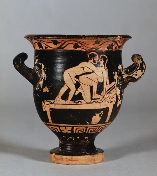Открылась выставка 100 000 лет секса. На выставке покажут древние