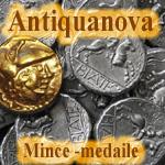 Antiquanova - mince, medaile