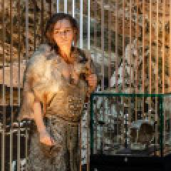 -45 000 datování lebky pravěké ženy (Zlatý kůň, Koněpruské jeskyně)